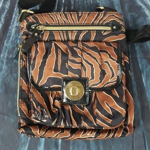 Franco Sarto Bags - Franco Sarto Animal Print Crossbody Bag